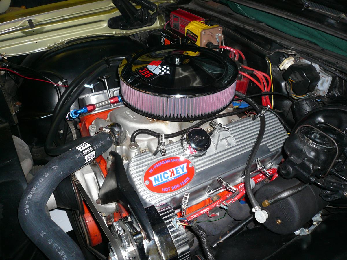 1968 Ss396